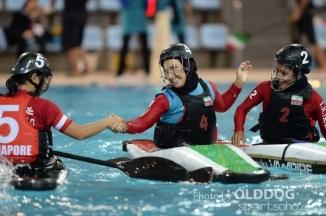 2015 Asian Canoe Polo Championship 09