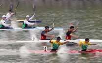 2015 Asian Canoe Sprint Championships 01