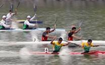 2015 Asian Canoe Sprint Championships 01