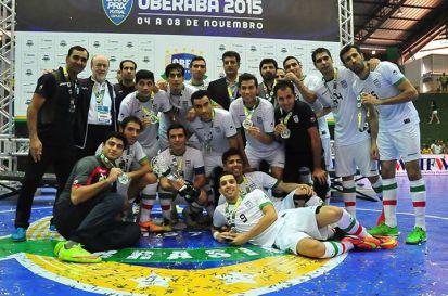 2015 Futsal Grand Prix - Final - Brazil-Iran - (Foto Ricardo Artifon, CBFS) 10
