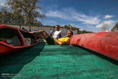 2015 October - Azadi Sport Complex - Dragon Boat Competitions 01