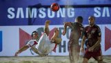2015 Samsung Beach Soccer Intercontinental Cup - Semifinals - Iran vs Russia