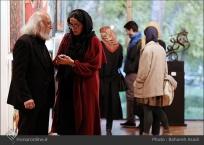 8th Haft Negah (Seven Views) - Iranian expo at Niavaran Cultural Complex, organized by the Aria, Elaheh, Dey, Golestan, Haft Samar, Vaali and Mah-e Mehr galleries - 04