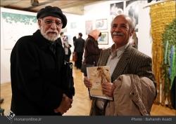 8th Haft Negah (Seven Views) - Iranian expo at Niavaran Cultural Complex, organized by the Aria, Elaheh, Dey, Golestan, Haft Samar, Vaali and Mah-e Mehr galleries - 15