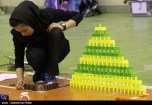 Domino competitions in Hamedan, Iran (2015) 10