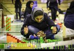 Domino competitions in Hamedan, Iran (2015) 12