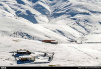 Gilan, Iran – Autumn - Snow in Talesh 03