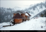 Gilan, Iran – Autumn - Snow - Mountains near Masal 14