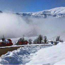 Gilan, Iran – Autumn - Snow - Mountains near Masal 25 - (Photo credit masal.nature - Instagram)