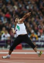 Hosseini Liravi, Seyed Erfan – 2015 IPC Athletics World Championships – F12, F13 Men's Javelin Throw