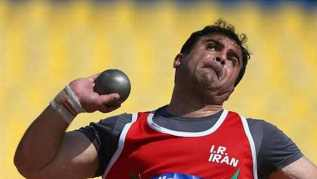Hosseini-Panah, Seyyed Mohsen – 2015 IPC Athletics World Championships – F35 Men's Shot Put – Gold