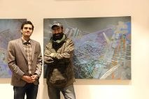 Mohamadreza Ahmadi Monfared – 2015 – Quantum Soup - Paintings and drawings - Mohsen Gallery in Tehran, Iran – 20