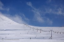 Tehran, Iran - Tochal International Ski Resort - 2015 - 04