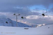Tehran, Iran - Tochal International Ski Resort - 2015 - 05