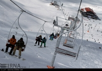 Tehran, Iran - Tochal International Ski Resort - 2015 - 08