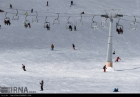 Tehran, Iran - Tochal International Ski Resort - 2015 - 09