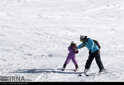 Tehran, Iran - Tochal International Ski Resort - 2015 - 14