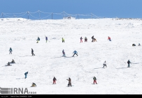 Tehran, Iran - Tochal International Ski Resort - 2015 - 16