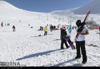 Tehran, Iran - Tochal International Ski Resort - 2015 - 18