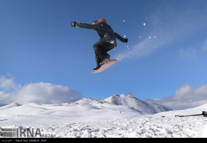 Tehran, Iran - Tochal International Ski Resort - 2015 - 19