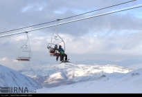 Tehran, Iran - Tochal International Ski Resort - 2015 - 20