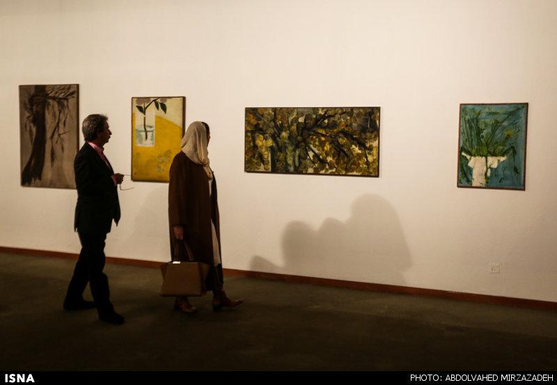 Tehran Museum Of Contemporary Art Iran Lashai Rothko