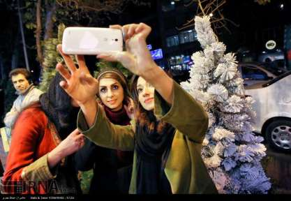Iran Christmas Shopping 2015 - 01