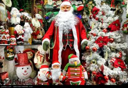 Iran Christmas Shopping 2015 - 05