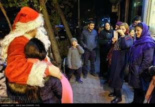Iran Christmas Shopping 2015 - 06