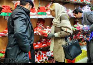 Iran Christmas Shopping 2015 - 07