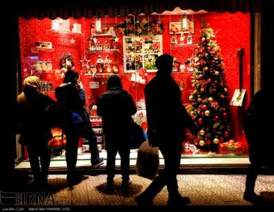 Iran Christmas Shopping 2015 - 11