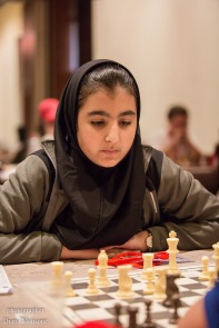 World Youth and Cadets Championship 2015 in Greece 02 - Asadi, Motahare (WFM)