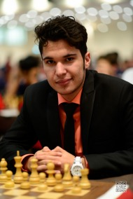 World Youth and Cadets Championship 2015 in Greece 04 - Mosadeghpour, Masoud (IM)