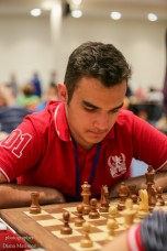 World Youth and Cadets Championship 2015 in Greece 20 - Tabatabaei, M. Amin (IM)