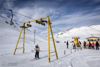 Iran Pooladkaf ski resort winter snow 11