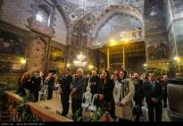 Isfahan, Iran Christians New Year 2016 04