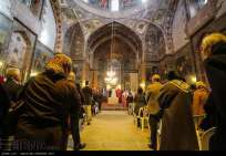 Isfahan, Iran Christians New Year 2016 05