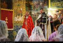 Isfahan, Iran Christians New Year 2016 06