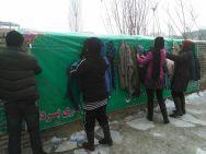 Walls of Kindness in Iran - 00