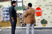 Walls of Kindness in Iran - 15 - Kermanshah