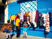 Walls of Kindness in Iran - 29 - Shiraz