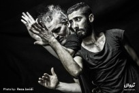 34th Fajr International Theater Festival in Iran - Dance of Death B La La - Iran-Germany