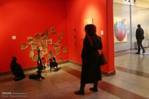 8th Fajr International Festival of Visual Arts in Iran - 00 - (Photo Maryam Kamyab - Mehr News)