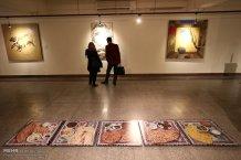 8th Fajr International Festival of Visual Arts in Iran - 33 - (Photo Khosrow Parkhideh - Mehr News)