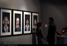 8th Fajr International Festival of Visual Arts in Iran - 47 - (Photo M. Mousavi - IRNA)