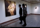 8th Fajr International Festival of Visual Arts in Iran - 65 - (Photo M. Mousavi - IRNA)