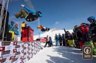 Golden Games at Tochal Interntional Ski Resort - Tehran, Iran - March 2016 - 00