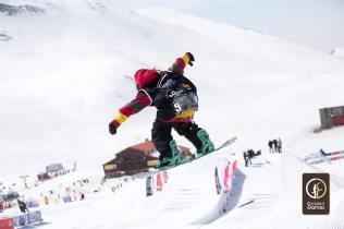 Golden Games at Tochal Interntional Ski Resort - Tehran, Iran - March 2016 - 02