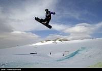 Golden Games at Tochal Interntional Ski Resort - Tehran, Iran - March 2016 - 05 (Photo Hossein Zohrevand - Tasnim News)