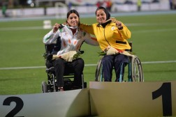IPC Athletics Asia-Oceania Championships 2016 - Medal count 1st Iran, 2nd China, 3rd India - 00
